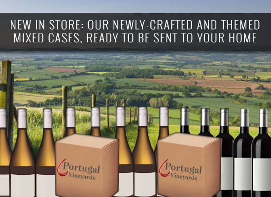 NEW IN STORE: Our newly-crafted and themed mixed cases, ready to be sent to your home