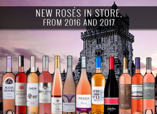 NEW Rosés in store, from 2016 and 2017