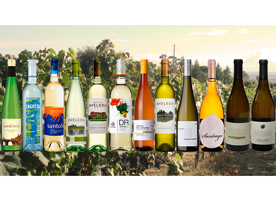 Twelve great vinho verde wines for the Summer with a great saving. Don't miss this opportunity