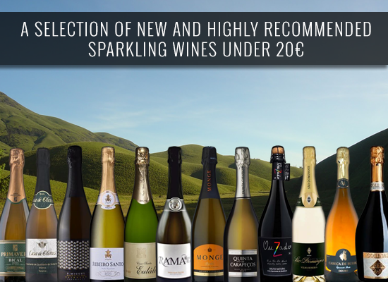 A selection of new and highly-recommend sparkling wines under 20€