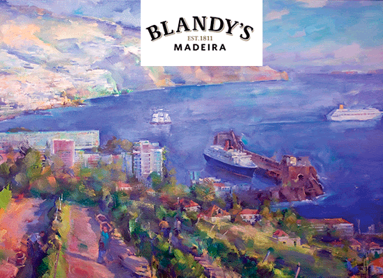 NEW IN STORE: The Blandys 5 years Reserve Madeira