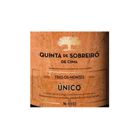 NEW IN STORE 20% OFF: The Quinta do Sobreiró de Cima Único Red 2015